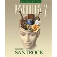 Psychology with In-Psych Plus Student CD-ROM and PowerWeb, Updated 7e