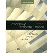 Principles of Corporate Finance, Concise