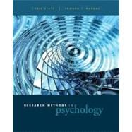 Research Methods in Psychology : Ideas, Techniques, and Reports