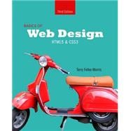 Basics of Web Design HTML5 & CSS3