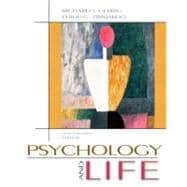 Psychology and Life (with Study Card)