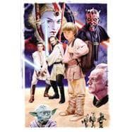 Star Wars: Episode I - The Phantom Menace 9781302900748R