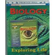 Prentice Hall Exploring Life Student Edition With Cd-Rom And Online Access