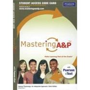 MasteringA&P with Pearson eText -- Standalone Access Card -- for Human Physiology An Integrated Approach