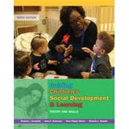 Guiding Children's Social Development and Learning Theory and Skills