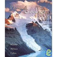 Physical Geology with Online Learning Center (OLC) Password Card