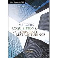Mergers, Acquisitions, and Corporate Restructurings 9781119380764R