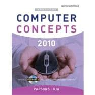 New Perspectives on Computer Concepts 2010, Introductory