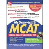 McGraw-Hill's New MCAT : Medical College Admission Test