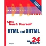 Sams Teach Yourself Html and Xhtml in 24 Hours