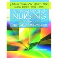 Fundamentals of Nursing - Volume I and II