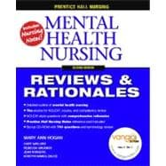 Prentice Hall Reviews & Rationales Mental Health Nursing