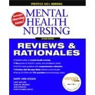 Prentice Hall Reviews & Rationales Mental Health Nursing