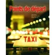 Points de d�part, Books a la Carte Plus MyFrenchLab (multi semester access)