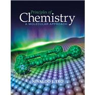 Principles of Chemistry A Molecular Approach with MasteringChemistry with Pearson eText Student Access Code Card