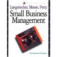 Small Business Management An Entrepreneurial Emphasis