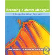 Becoming a Master Manager: A Competing Values Approach, 4th Edition