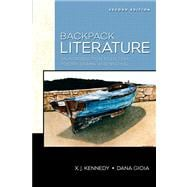 Backpack Literature Value Package (includes MyLiteratureLab Student Access )