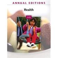Annual Editions: Health 11/12