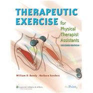 Therapeutic Exercise for Physical Therapist Assistants : Techniques for Intervention