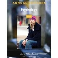 Annual Editions: Psychology 11/12
