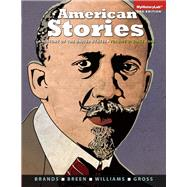 American Stories A History of the United States, Volume 2 Plus NEW MyHistoryLab  -- Access Card Package