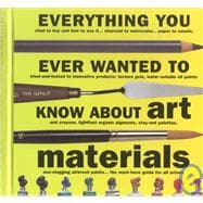 Everything You Ever Wanted to Know About Art Materials 9781581800821R