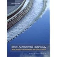 Basic Environmental Technology Water Supply, Waste Management & Pollution Control