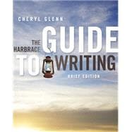 The Harbrace Guide to Writing