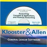 K&A General Software for Albrecht/Stice/Stice/Swain's Accounting: Concepts and Applications, 11th and Financial Accounting