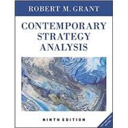 Contemporary Strategy Analysis Text and Cases