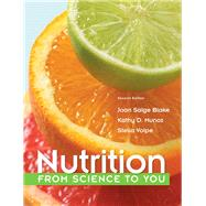 Nutrition : From Science to You