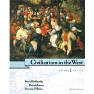 Civilization in the West: To 1715