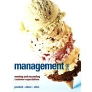 Management: Meeting and Exceeding Customer Expectations (InfoTrac� & Xtra Bind-in Card), 9th Edition