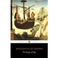 The Voyage of Argo The Argonautica