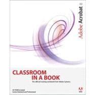 Adobe Acrobat 8 Classroom in a Book