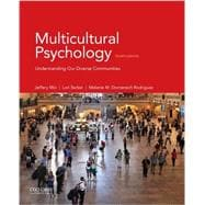 Multicultural Psychology Understanding Our Diverse Communities