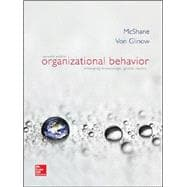 Organizational Behavior: Emerging Knowledge, Global Reality with Connect Plus