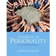 Theories of Personality Understanding Persons Plus MySearchLab with eText -- Access Card Package