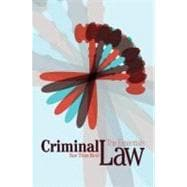Criminal Law : The Essentials