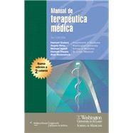 Manual Washington de Terap�utica M�dica