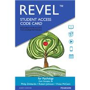 REVEL for Psychology Core Concepts --  Access Card