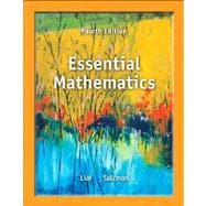 Essential Mathematics Plus MyMathLab -- Access Card Package
