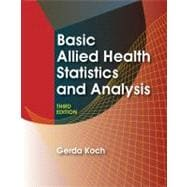 Basic Allied Health Statistics and Analysis