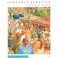 Consumer Behavior: Buying, Having, and Being, 11/e