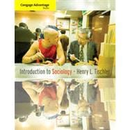 Cengage Advantage Books: Introduction to Sociology, 10th Edition