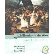 Civilization in the West : From 1350 to 1850