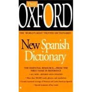 The New Oxford Spanish Dictionary
