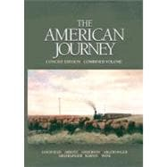 American Journey, Concise Edition