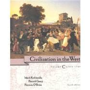 Civilization in the West, Volume C:Since 1789 (Chs 20-30) : Since 1789